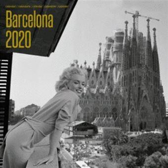 Calendario de pared  2020 Barcelona