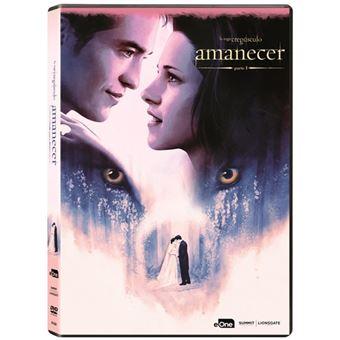 Amanecer - Parte 1 - DVD