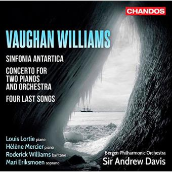 Vaughan Williams: Sinfonía Antartica nº 7