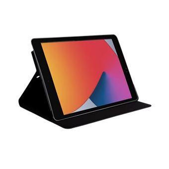 Funda con soporte Silver HT Azul para iPad 10,2''