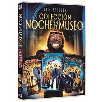 Pack Noche en el museo - DVD