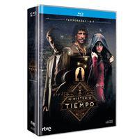 El Ministerio del Tiempo  Temporada 1-3 - Blu-Ray