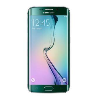 Samsung Galaxy S6 edge - SM-G925F - Verde esmeralda - 4G HSPA+ - 128 GB - GSM - smartphone