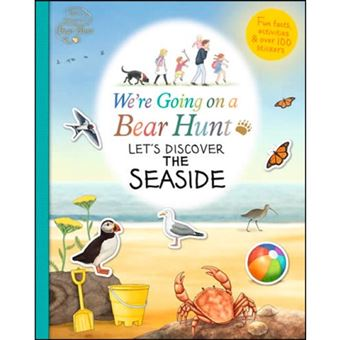 We're Going on a Bear Hunt: Let's Discover