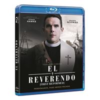 El Reverendo (First Reformed) - Blu-Ray