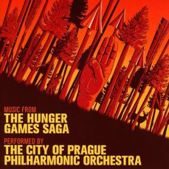 Music From The Hunger Games Saga B.S.O.