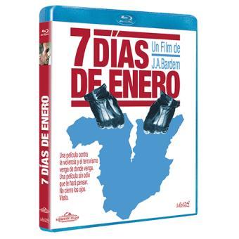 7 días de enero - Blu-Ray