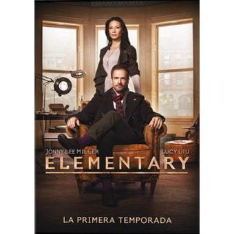 Elementary - Temporada 1 - DVD
