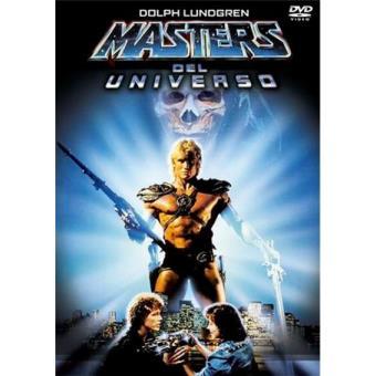 Masters del Universo - DVD
