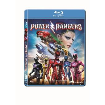 Power Rangers - Blu-Ray