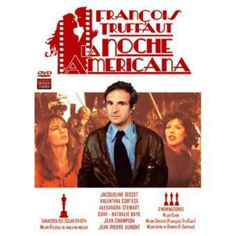 La noche americana - DVD