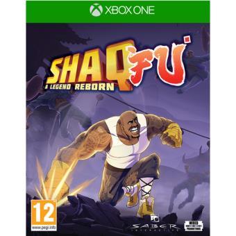 Shaq Fu : A Legend Reborn - XBOX One