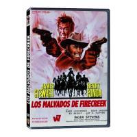 Los malvados de Firecreek - DVD