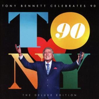 Tony bennett celebrates 90 Deluxe