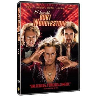 El increíble Burt Wonderstone - DVD