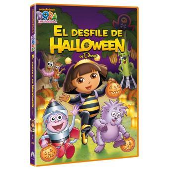 Dora, la exploradora: El desfile de Halloween - DVD