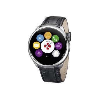 Smartwatch MyKronoz Zeround Premium Plata / Negro