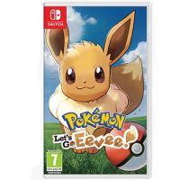 Pokémon Let's Go, Eevee! Nintendo Switch