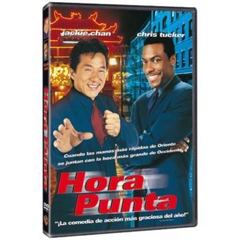 Hora punta - DVD