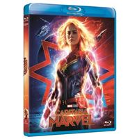 Capitana Marvel - Blu-Ray