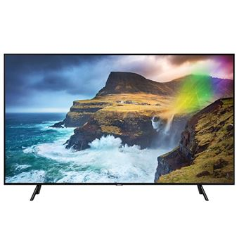 TV QLED 65'' Samsung QE65Q70R IA 4K UHD HDR Smart TV