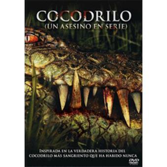 Cocodrilo. Un asesino en serie - DVD