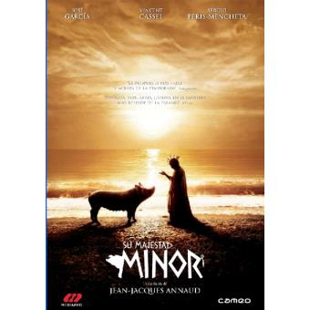 Su Majestad Minor - DVD