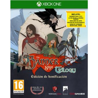 The Banner Saga Trilogy XBox One