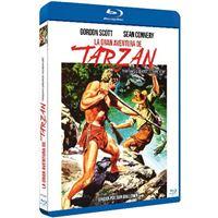 La gran aventura de Tarzán - Blu-Ray