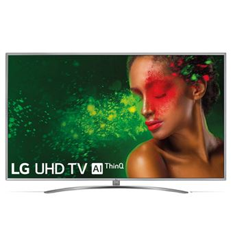 TV LED 55'' LG 55UM7610 IA 4K UHD HDR Smart TV