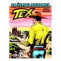 Tex. La última diligencia