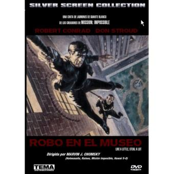 Robo en el museo - DVD