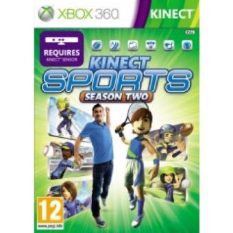 Kinect Sports Segunda Temporada Xbox 360 Para Los Mejores