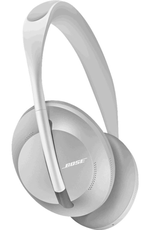 Auriculares Noise Cancelling Bose HP700 Plata