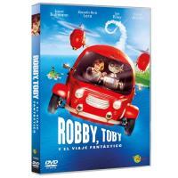 Robby Toby y el viaje fantástico - DVD