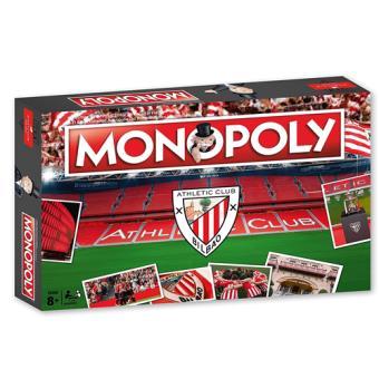 Monopoly Oficial Athletic De Bilbao 5 En Libros Fnac