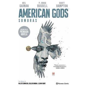 American Gods Sombras Nº 01/03