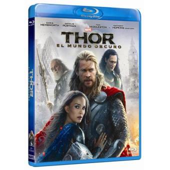 Thor 2: El mundo oscuro - Blu-Ray
