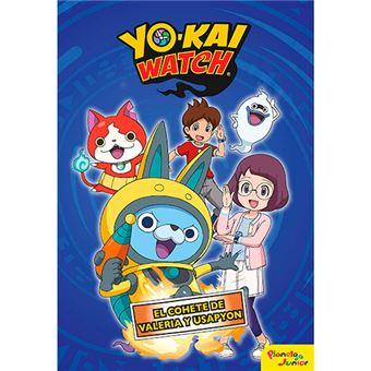 Yo-kai Watch - El cohete de Valeria y Usapyon