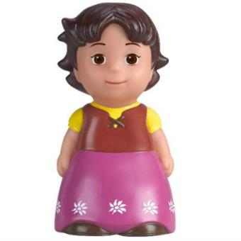 Figura Heidi baño