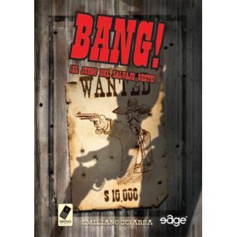 Bang! Juego del salvaje oeste. Cartas