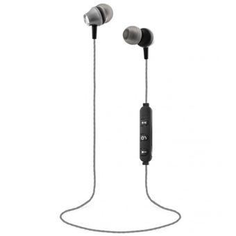 Auriculares Bluetooth T'nB Steel Gris