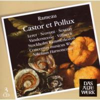 Rameau: Castor et Pollus