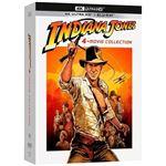 Pack Indiana Jones - UHD + Blu-ray