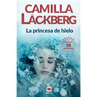 La princesa de hielo Ed. 10 Aniversario (Los crímenes de Fjällbacka 1)