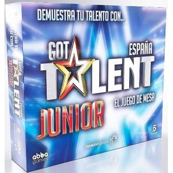 Got Talent Junior El Juego De Mesa 5 En Libros Fnac