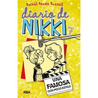 Diario de Nikki 7. Una famosa con poco estilo