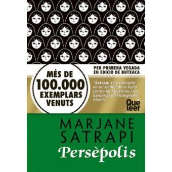 Persépolis (Ed. bolsillo catalá)