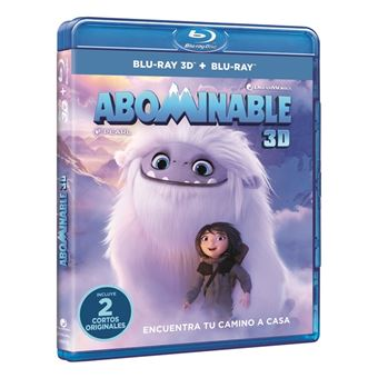 Abominable - 3D + Blu-Ray