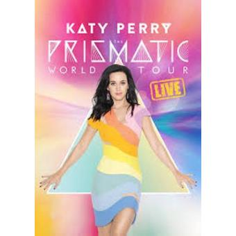 Katy Perry The Prismatic World Tour Live - DVD